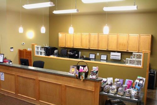 Southpointe - Reception